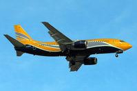 F-GZTA @ GCTS - 1998 Boeing 737-33V/QC, c/n: 29333/3084