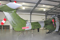 XZ675 @ GCTS - 1981 Westland Lynx AH.7, c/n: 240at Army Flying Museum at Middle Wallop