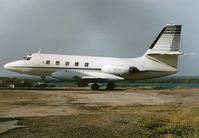N101AW @ TNCA - Photograph by Edwin van Opstal with permission. Scanned from a color print. - by red750