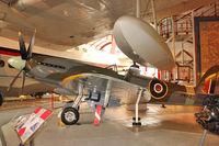 PK683 - Supermarine Spitfire F24, c/n: CBAF/236 at Solent Sky Museum at Southampton