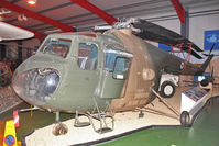 XG502 - Bristol 171 Sycamore HR.14, c/n: 13247 preserved at Army Flying Museum , Middle Wallop