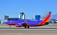 N201LV @ KLAS - N201LV Southwest Airlines 2005 Boeing 737-7H4 C/N 29854 The Fred J Jones  - Las Vegas - McCarran International (LAS / KLAS) USA - Nevada, February 8, 2012 Photo: Tomás Del Coro - by Tomás Del Coro