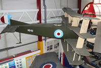 BAPC164 - BAPC164 (N546), Wight Quadraplane (replica), c/n: BAPC210 at Solent Sky Museum , Southampton