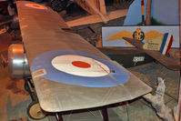 G-ABOX - 1916 Sopwith PUP, c/n: N5195 at Army Flying Museum at Middle Wallop