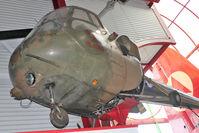 XL770 - 1958 Saunders-Roe Skeeter AOP.12, c/n: S2/5086 at Solent Sky Museum , Southampton - by Terry Fletcher