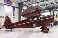 N52991 @ KRXE - Howard DGA-15P at the Legacy Flight Museum, Rexburg ID