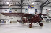 N52991 @ KRXE - Howard DGA-15P at the Legacy Flight Museum, Rexburg ID
