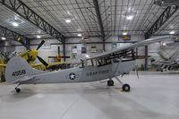 N305CM @ KRXE - Cessna 305C (O-1E Bird Dog) at the Legacy Flight Museum, Rexburg ID
