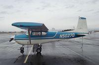 N5027D @ KEUL - Cessna 182A Skylane at Caldwell Industrial airport, Caldwell ID