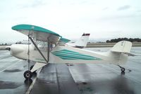 N989JB @ KEUL - Bingham Montana Coyote at Caldwell Industrial airport, Caldwell ID