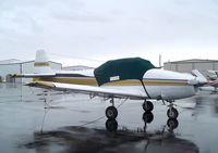 N4310K @ KEUL - North American L-17C Navion at Caldwell Industrial airport, Caldwell ID