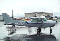 N13154 @ KEUL - Cessna 172M Skyhawk at Caldwell Industrial airport, Caldwell ID