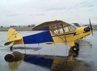 N6404H @ KEUL - Piper J3C-65 Cub at Caldwell Industrial airport, Caldwell ID