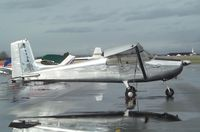 N7943B @ KEUL - Cessna 172 at Caldwell Industrial airport, Caldwell ID