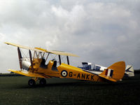 G-ANKK @ EGBK - Tiger Moth seen at the 1974 Popular Flying Association Rally at Sywell - by Peter Nicholson