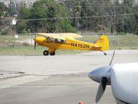N4152N @ AJO - Waiting to take off