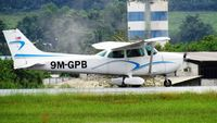 9M-GPB @ SZB - Private Plane, but not sure about c/n nos. - by tukun59@AbahAtok