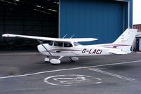 G-LACI photo, click to enlarge