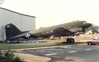 43-49442 - Museum of Aviation Warner Robins , Macon , GA - by Henk Geerlings