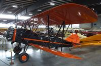 N13907 - Travel Air B-4000 at the Western Antique Aeroplane and Automobile Museum, Hood River OR - by Ingo Warnecke