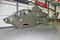 70-15990 - 1970 Bell AH-1F Cobra, c/n: 20934 at Army Flying Museum at Middle Wallop