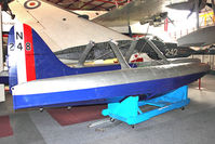 N248 - 1929 Supermarine S-6A, c/n: Not known at Solent Sky Museum , Southampton