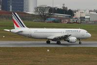 F-HEPD @ EGBB - Air France 2010 Airbus A320-214, c/n: 4295