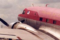 N123DZ @ OPF - Florida Air Cargo , Opa Locka - by Henk Geerlings