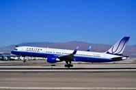 N589UA @ KLAS - N589UA United Airlines 1997 Boeing 757-222 (cn 28707/773)  - Las Vegas - McCarran International (LAS / KLAS) USA - Nevada, February 10, 2012 Photo: Tomás Del Coro - by Tomás Del Coro
