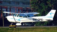 9M-GPB @ SZB - Private Plane - by tukun59@AbahAtok
