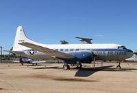 54-2808 @ KRIV - Nice Convair - by Duncan Kirk