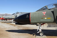 63-7693 @ KRIV - Pair of Phantom noses at March AFB museum - by Duncan Kirk