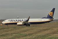 EI-EBY @ EGBB - Ryanair 2009 Boeing 737-8AS(WL), c/n: 35006