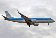 PH-EZA @ EGBB - KLM 2008 Embraer ERJ-190-100STD, c/n: 19000224