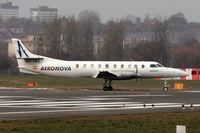 EC-IXL @ EGBB - Aeronova Fairchield Swearingen SA-226T Metro III, c/n: AC-689
