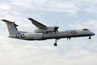 G-JECN @ EGBB - FLYBE 2005 De Havilland Canada DHC-8-402Q, c/n: 4120