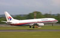 9M-MMD @ WADD - Malaysian Airlines - by Lutomo Edy Permono