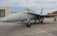 165228 @ MCF - F/A-18C - by Florida Metal