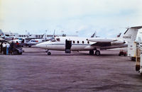 N128SD @ TJSJ - N128SD 1969 Hamburger Flugzeugbau HFB 320 HANSA C/N 1035  Using here as a cargo by Federal Express... Luis Muñoz Marin International (SJU/TJSJ) - Puerto Rico  TDelCoro - by Tomás Del Coro