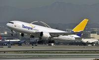 N770QT @ KLAX - Departing LAX on 25R