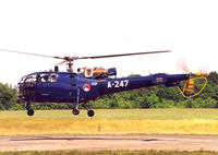 A-247 - Open House Army - 2005  ; Blue cs - by Henk Geerlings