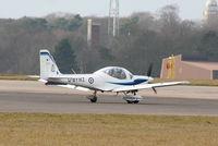 G-BYWZ @ EGYD - 16(R) Sqn of the Elementary Flying Training School based at RAF Cranwell - by Chris Hall