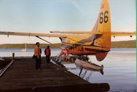 C-FODW - This was taken on the Summer/1982 perhaps on the Wawa ? lakeshore