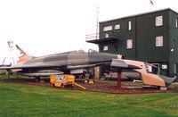 42163 @ X6DF - USAF , Dumfries Aviation Museum , Scotland - by Henk Geerlings