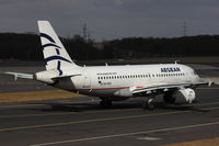 SX-DGH @ EDDL - Aegean Airlines - by Air-Micha