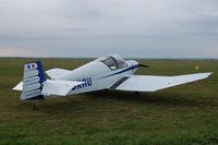 F-BKAU @ LFBN - Wassmer Aviation JODEL D 112 - by WHR