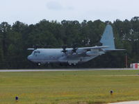 168070 @ ILM - C-130,   Wilmington International Airport (ILM) - by Mlands87