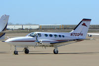 N700PH @ AFW - At Alliance Airport - Fort Worth, TX