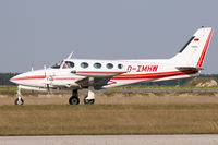 D-IMHW @ LOAN - Cessna twin - by Loetsch Andreas