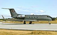 F-249 @ EKKA - line up for departure